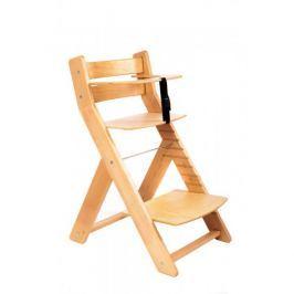 WOOD PARTNER Rastúca stolička UNIZO - natur lak