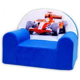 Baby Nellys Detské kresielko Formula v modrom