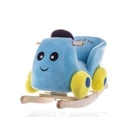 BabyGO Hojdacie kreslo - autíčko