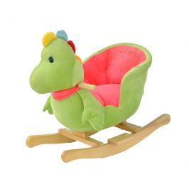 BabyGO Hojdacie kreslo - dinosaurus