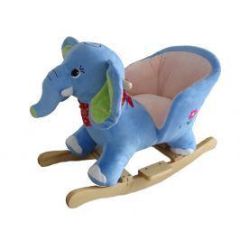 BabyGO Hojdacie kreslo - sloník