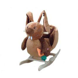 BabyGO Hojdacie kreslo - králiček