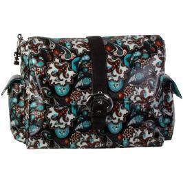 Kalencom Prebaľovacia taška Buckle Bag Safari Paisley