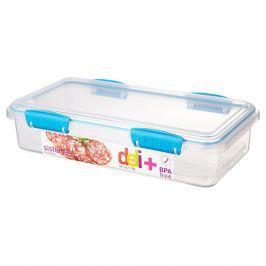 Sistema Box na mäsové výrobky plus 1,75l modrý