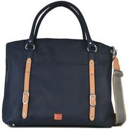 PacaPod MIRANO modrá - kabelka aj prebaľovacia taška