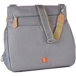 PacaPod OBAN sivá - kabelka aj prebaľovacia taška