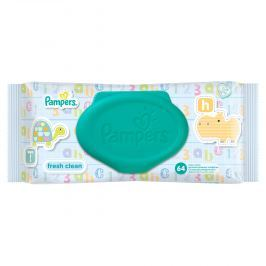 Pampers obrúsky Fresh Clean 64 ks
