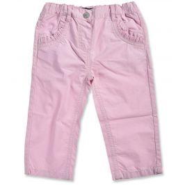 Blue Seven Dievčenské nohavice - svetlo ružové