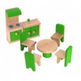 WOODY Nábytok do domčeka Kuchyňa s jedálňou