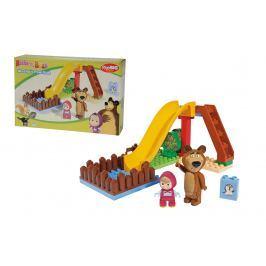BIG PlayBig Bloxx Máša a medveď Pool Fun