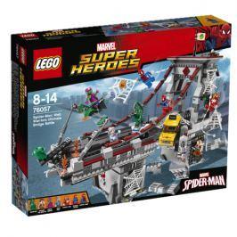 LEGO® Super Heroes 76057 Spiderman: Úžasný súboj pavúčích bojovníkov na moste