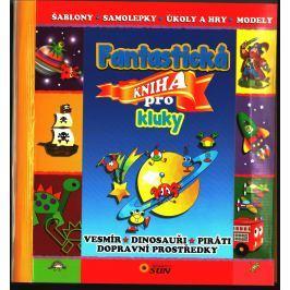 Nakladatelství SUN Fantastická kniha pre chlapcov