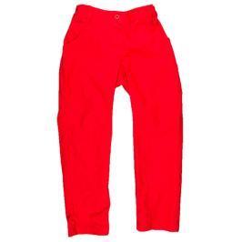 MMDadak Dievčenské nohavice My Friends - červené