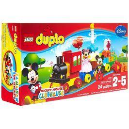 LEGO® DUPLO® 10597 Prehliadka k narodeninám Mickeyho a Minnie