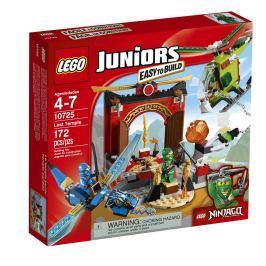 LEGO® Juniors 10725 Stratený chrám