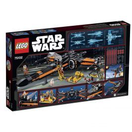 LEGO® Star Wars ™ 75102 Poe's X-Wing Fighter (Poeova stíhačka X-Wing)