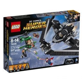 LEGO® Super Heroes 76046 Hrdinovia spravodlivosti: súboj vysoko v oblakoch