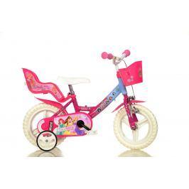 Dino Bikes Dievčenský bicykel Princezné 12