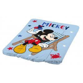 Keeeper Prebaľovacia podložka Mickey Mouse, modrá