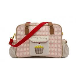 Pink Lining Prebaľovacia taška YUMMY MUMMY, Love