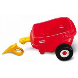 Little Tikes Príves ku Cozy Coupe, červený