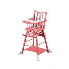 Combelle Rozkladacia jedálenská stolička, ružová