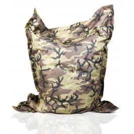 BulliBag Sedací vak, 100x70 cm - maskáčový