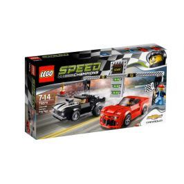 LEGO® Speed ​​Champions 75874 Chevrolet Camaro Dragster