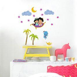 Mr. FOX Samolepka na stenu Aladdin, 29,7x42 cm