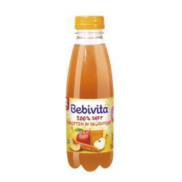 Bebivita Mrkvovo-ovocná šťava 500ml