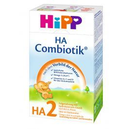 HiPP Pokračovacie dojčenské mlieko MKV HA2 Combiotik 500 g