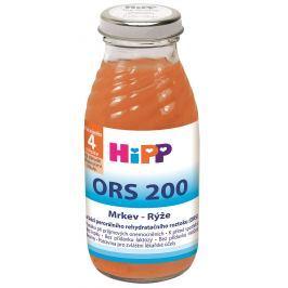 HiPP ORS 200 Mrkva-ryže 200 ml