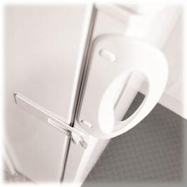 Lindam Bezpečnostná zábrana na chladničky a umývačky, 1 ks