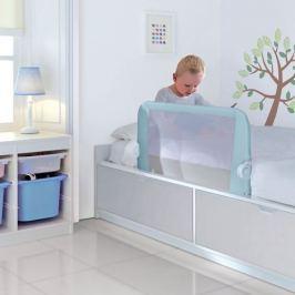 Lindam Detská zábrana k posteli - svetlo modrá
