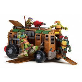 TMNT Korytnačky Ninja - Auto Shellraiser