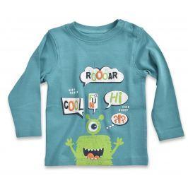 Blue Seven Chlapčenské tričko Roooar - modré
