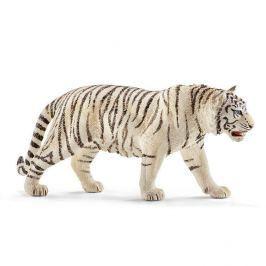 Schleich Zvieratko - tiger biely