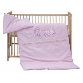 Scarlett Detské obliečky Bimbo, 135x100 cm - ružové