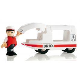 Brio Lokomotíva BRIO sa rušňovodičom