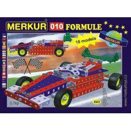 Merkur Stavebnica 010 Formula 10 modelov - 223 ks