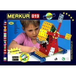 Merkur Stavebnica 019 Mlyn 10 modelov - 182ks