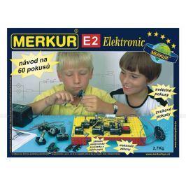 Merkur Stavebnica E2 elektronic