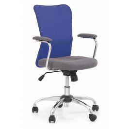 Halmar Detská stolička Andy - modrá