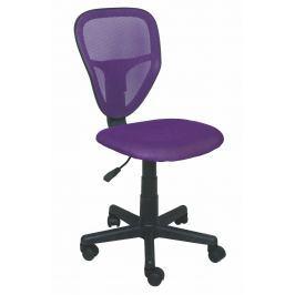 Halmar Detská stolička Spike - fialová