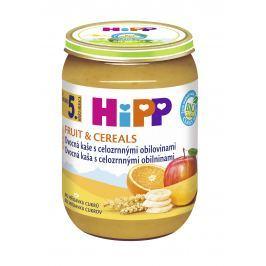 HiPP BIO Ovocná kaša s celozrnnými obilninami 6x 190g