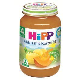 HiPP BIO Tekvica so zemiakmi 6x190g