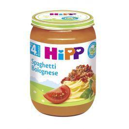 HiPP BIO Špagety v bolonskej omáčke 6x190g