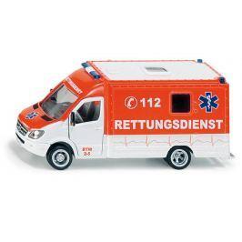SIKU Super - Záchranný vozidlo Mercedes Sprinter, mierka 1:50