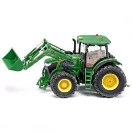 SIKU Control - Traktor John Deere s predným nakladačom 1:32