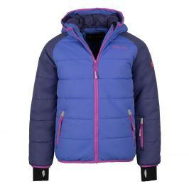 Trollkids Dievčenská zimná bunda Hafjell - fialová